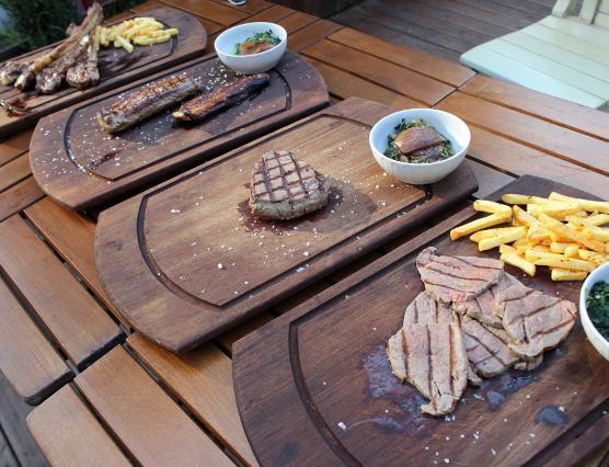 Elbet Steakhouse Yemek