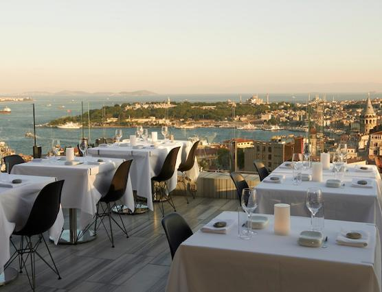 Istanbul Restaurants That You Can Celebrate Your Birthday